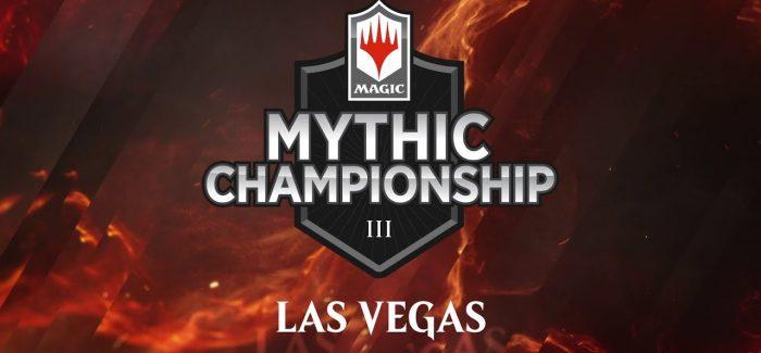 Quatro brasileiros disputarão o Mythic Championship em Las Vegas