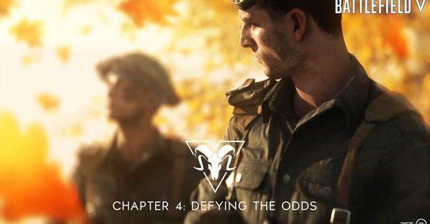 Novos mapas chegando em Battlefield V capítulo 4: virando o jogo