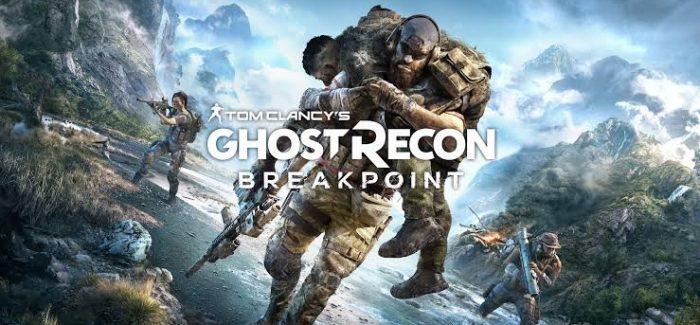 Ubisoft anuncia beta de Ghost Recon Breakpoint