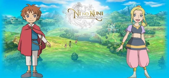 Ni No Kuni: Wrath Of The White Witch chega ao PS4, PC e Switch em 20 de Setembro