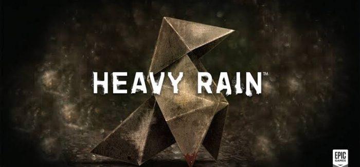Heavy Rain, sucesso da Quantic Dream, é lançado no PC