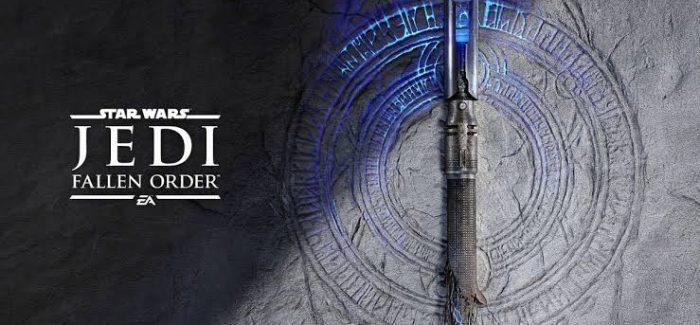 Star Wars Jedi Fallen Order: arte da caixa revelada