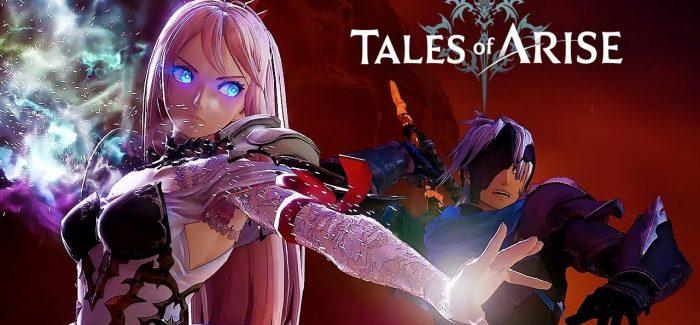 Um novo alfavorecer tem início com o anúncio de TALES OF ARISE, da Bandai Namco