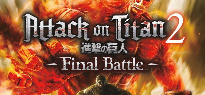 Attack on Titan 2: Final Battle – Análise