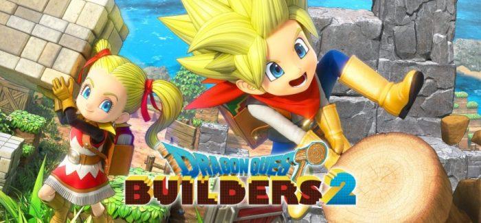 Dragon Quest Builders 2 – Análise