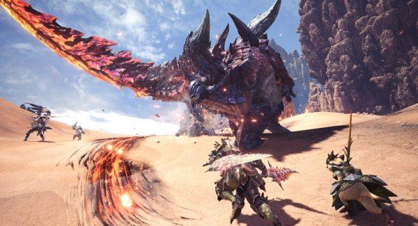 Monster Hunter World: Iceborne 'Glavenus' trailer e mais
