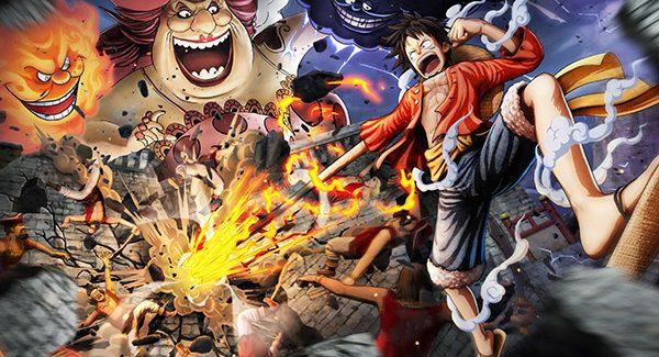 One Piece: Pirate Warriors 4 anunciado para PS4, Xbox One, Switch e PC