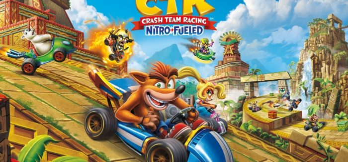 Crash Team Racing: Nitro Fueled – Análise