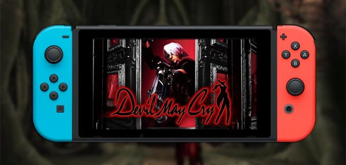 Devil May Cry – Análise Switch