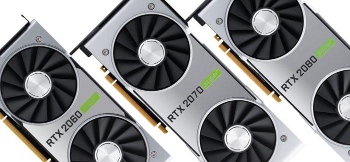 NVIDIA lança a série GeForce RTX SUPER