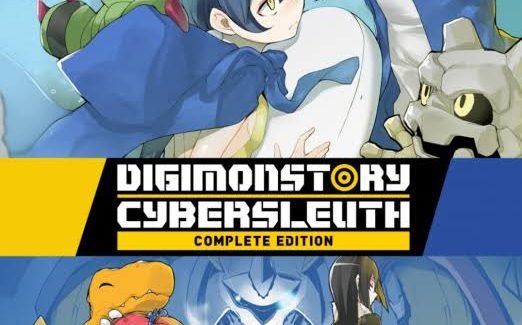 Digimon Story Cyber Sleuth: Complete Edition será lançado para Switch e PC