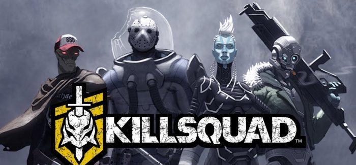 Killsquad, RPG de ação coop, já disponível em acesso antecipado na Steam