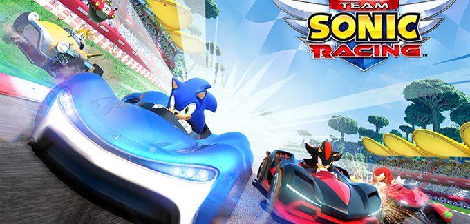 Team Sonic Racing – Análise