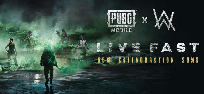 DJ Alan Walker lança música em parceria com PUBG MOBILE nas finais mundiais do PMCO 2019