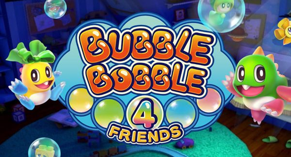 Bubble Bobble 4 Friends anunciado para Nintendo Switch