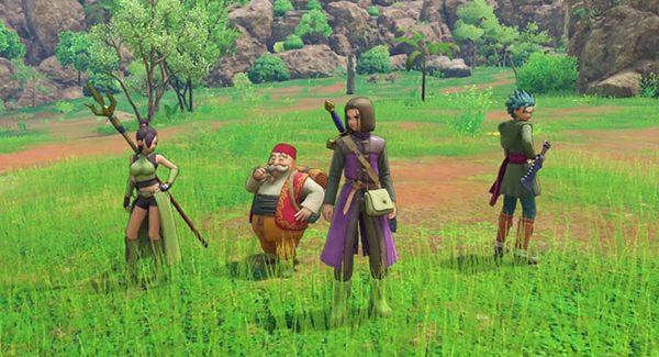 Dragon Quest XI S 'World of Erdrea' trailer