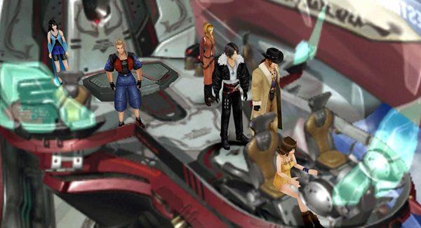 8 minutos de gameplay de Final Fantasy VIII Remastered