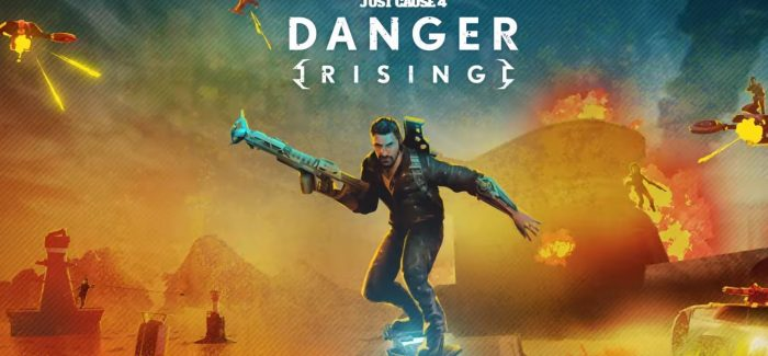 Just Cause 4: Danger Rising DLC anunciado