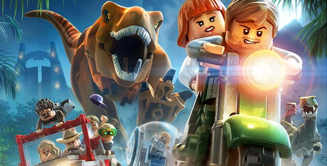 WB Games anuncia LEGO Jurassic World para Nintendo Switch