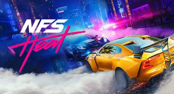 Need for Speed: Heat anunciado para PlayStation 4, Xbox One e PC