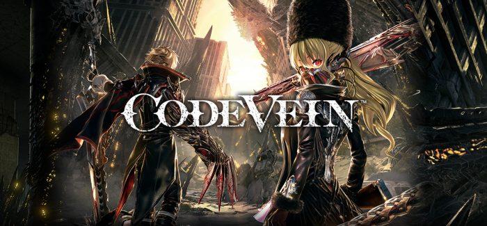 Novo trailer de Code Vein é divulgado, demo do jogo chegará em 3 de setembro
