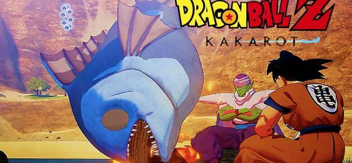 Novo trailer de Dragon Ball Z: Kakarot destaca a progressão de personagem