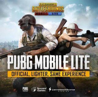 Leve e rápido, PUBG MOBILE LITE chega aos celulares Android