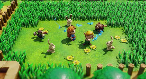 Confira o trailer de história de The Legend of Zelda: Link's Awakening