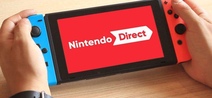 Todos os anúncios do Nintendo Direct de 04 de Setembro de 2019 estão aqui