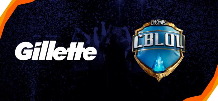 Gillette reafirma conexão com eSports e renova patrocínio do CBLoL até 2020