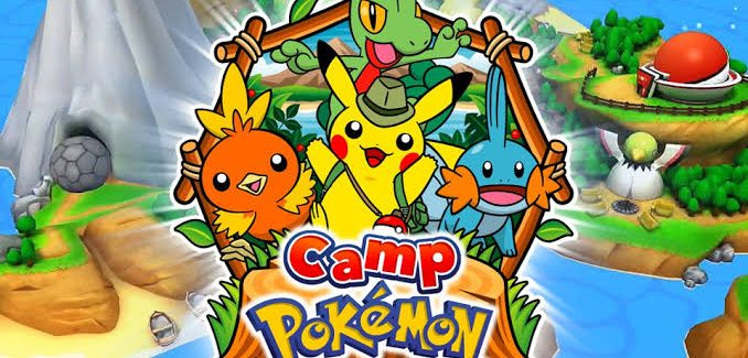 Pokémon Camp revelado em Pokémon Sword e Pokémon Shield