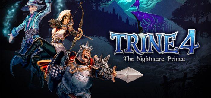 Trine 4: The Nightmare Prince – Análise