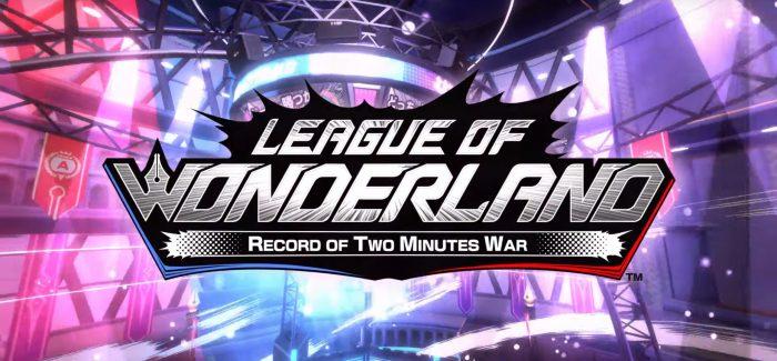 League of Wonderland, novo RTS baseado em arcade da SEGA, já disponível no Brasil