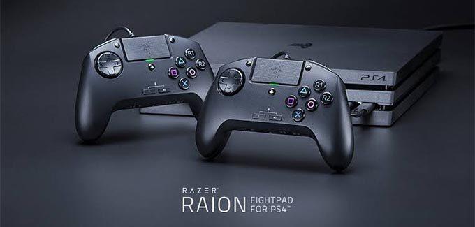 Razer Raion, novo gamepad para games de luta