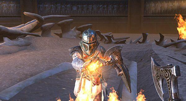 The Elder Scrolls: Blades for Switch adiado para o início de 2020