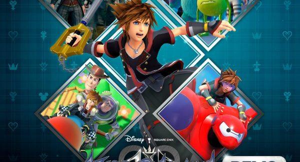 Demo de Kingdom Hearts III está disponível na PSN e na Microsoft Store