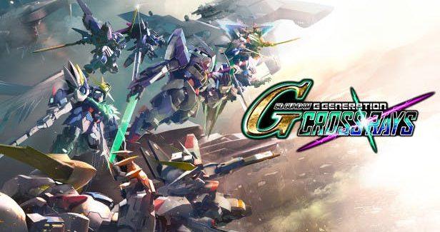 SD Gundam G Generation Cross Rayz traz o universo de Mobile Suit Gundam para o Ocidente