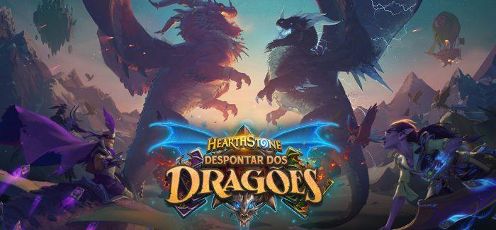 Jogadores de Hearthstone alçam voo em Despontar dos Dragões