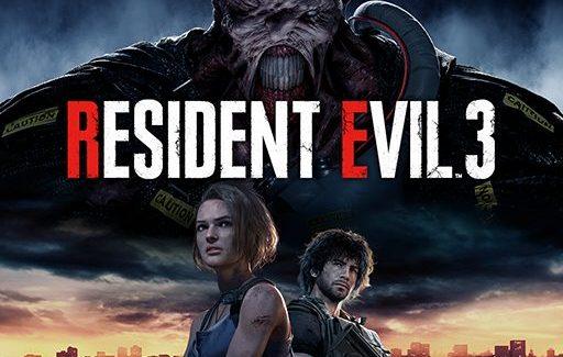 Capas do remake de Resident Evil 3 aparecem na PlayStation Store