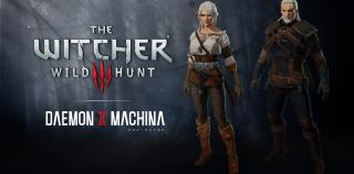 DLC gratuito com tema de The Witcher para DAEMON X MACHINA disponível para Nintendo Switch