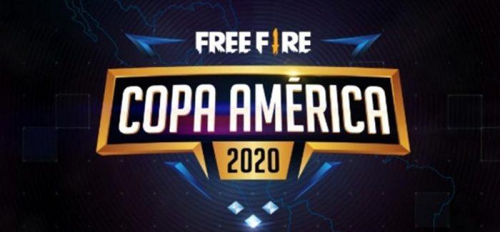 Free Fire Copa América 2020 acontece neste sábado