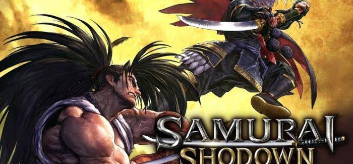 Aclamado pela crítica, Samurai Shodown chega ao Nintendo Switch em 25 de fevereiro